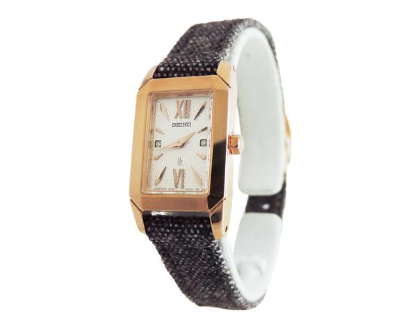 【送料無料】【あす楽対応】【正規品】【3000個限定】SEIKO LUKIA(セイコールキア) SSVX092 「Charmante by SHIHO」 腕時計
