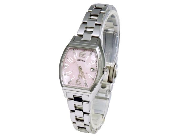 【送料無料】【】【正規品】【LUKIA誕生20周年】【フラワーパーティ】SEIKO LUKIA(セイコールキア) SSQW019 ソーラー電波 腕時計