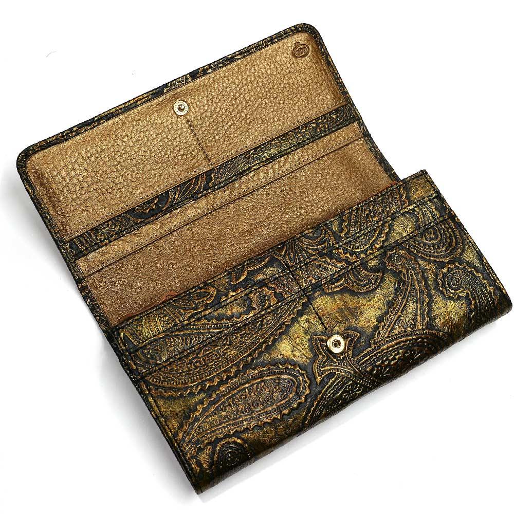e0aee3b305c7 長財布 メンズ財布 本革 財布 万能タイプ がま口財布 小銭入れあり ...