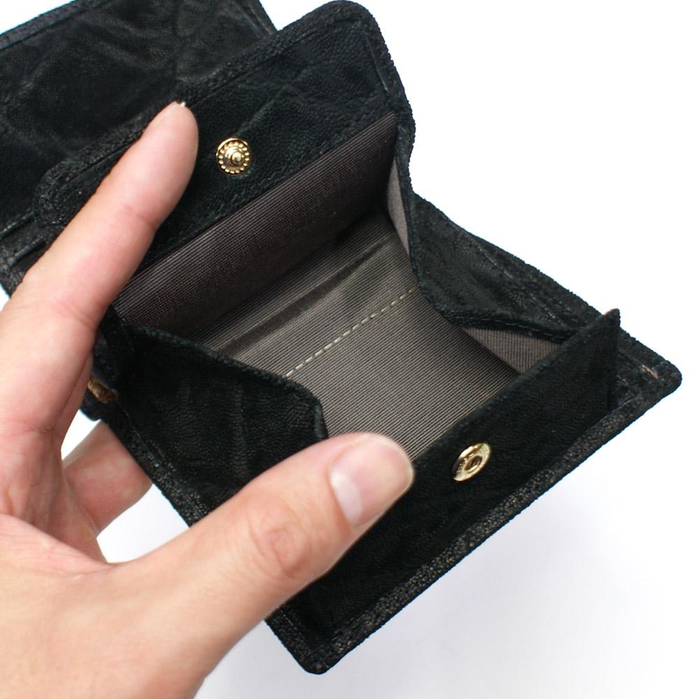 メンズ 財布 ふた つ折り