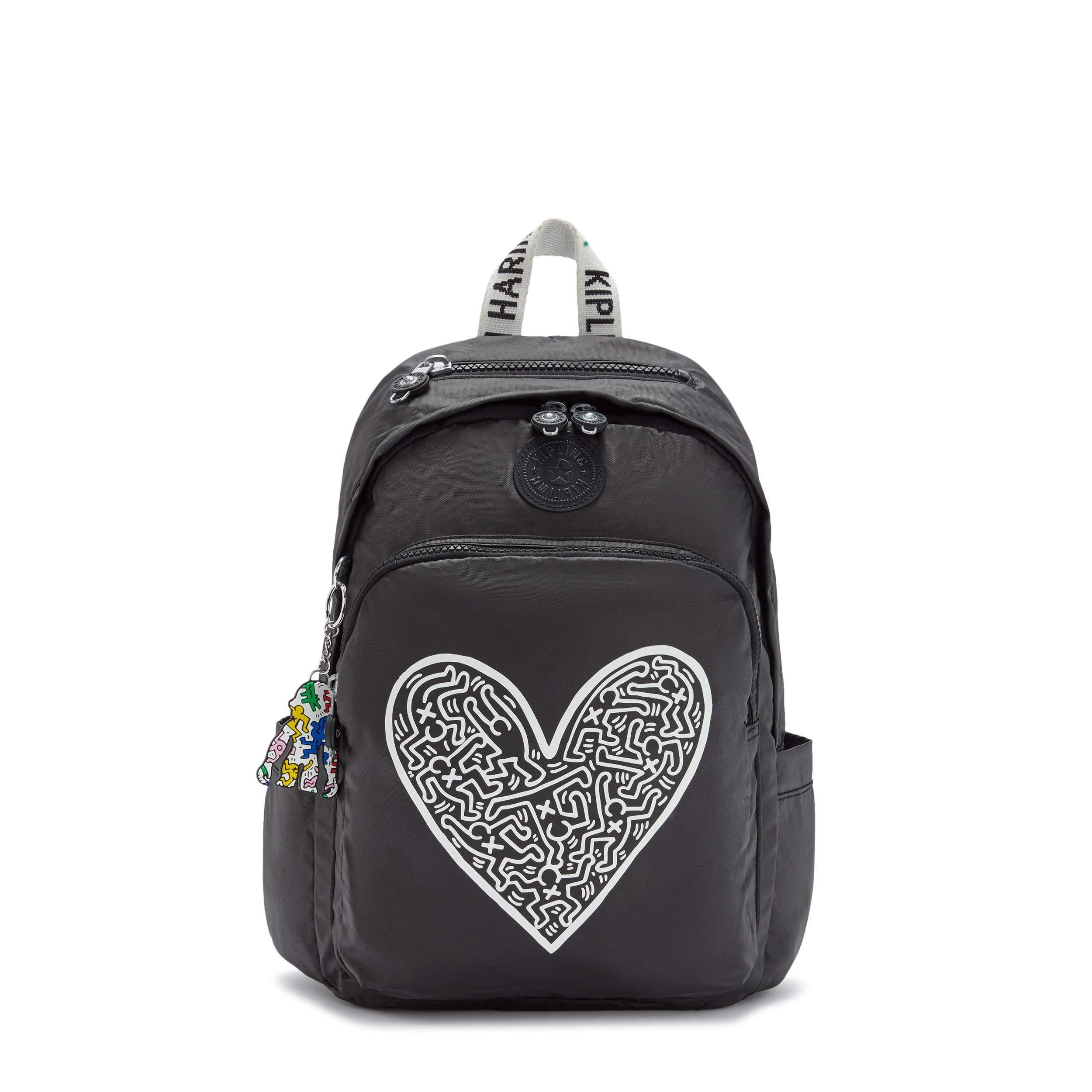 KIPLING×Keith 初売り Haring Backpack 日本限定 DELIA