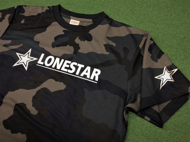 lonestar ローンスター 予約販売 オーダーグラブ 超人気 専門店 カモフラ柄Tシャツ メール便無料
