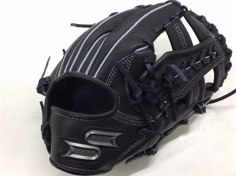 【メタリックブラックラベル】SSKプロエッジ 硬式内野手用 北條モデル サイズ6S