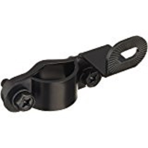 Panasonic かしこいランプ専用取付金具 予約販売品 自転車のフロントホークにダイナモ取付部がない場合やまっすぐなバスケットステーの専用取付金具 品番:BFD1058 品質検査済