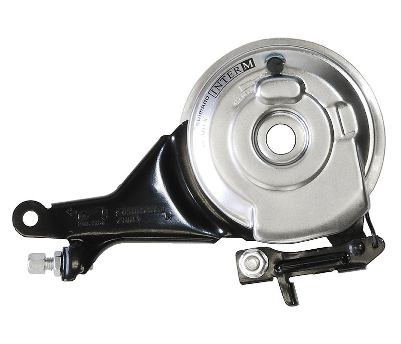 後用ローラーブレーキ ナット 送料無料でお届けします 幅軸 8.2mm ハブ軸ネジ3 8 : 新登場 ローラーブレーキ BR-IM31-R SHIMANO I-ブレーキ 品番