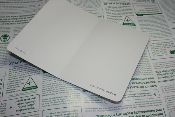ハート 招待カード 二つ折 Wケント 2号(中形) 2ッ折 1000枚 c0223