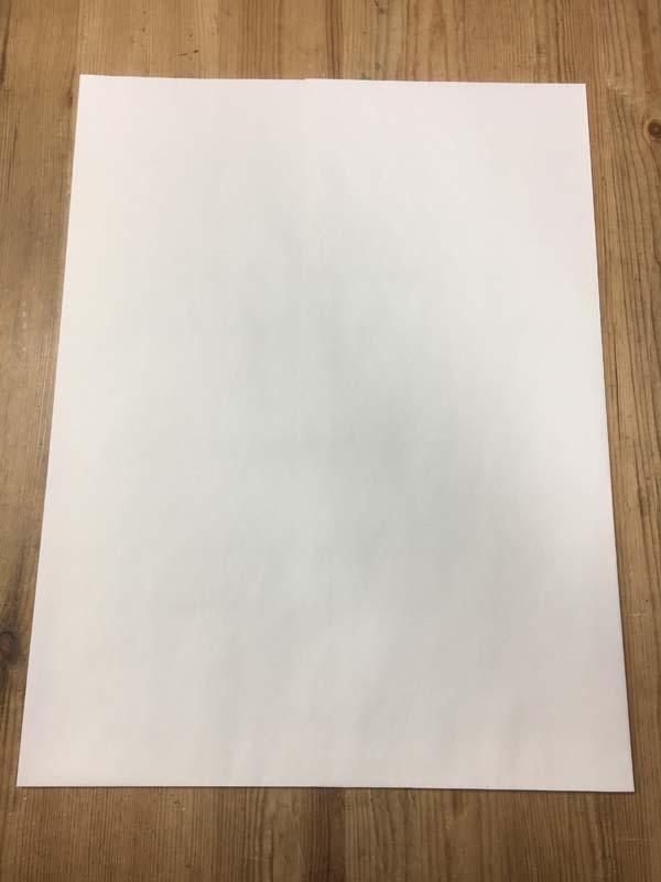 封筒 白封筒 大型袋 再生ホワイト 120g 2切判 300枚 jt0050