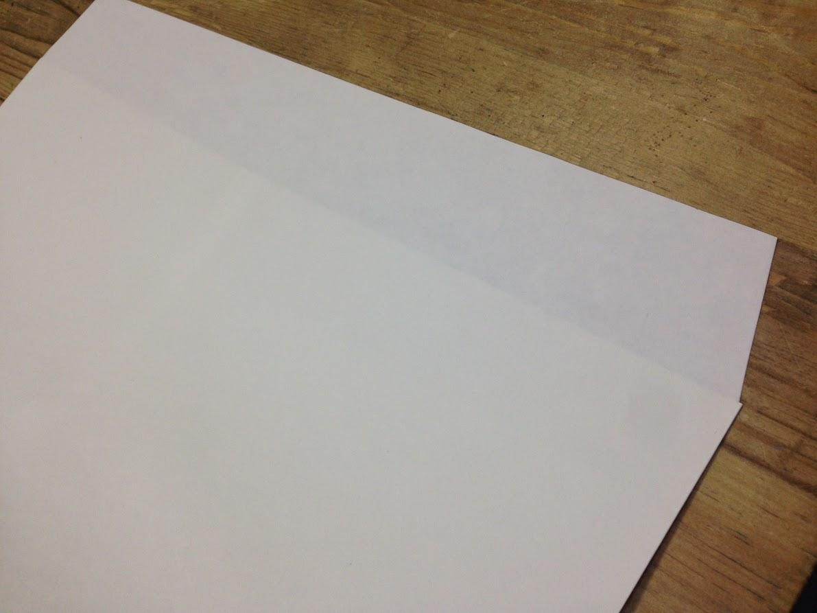 ハート 白封筒 角形 B3用 再生ホワイト 120g/m2 センター貼 枠なし 1000枚 jt0314