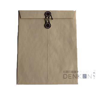 封筒 クラフト封筒 角2 クラフト 100g 紐付 400枚 b0705