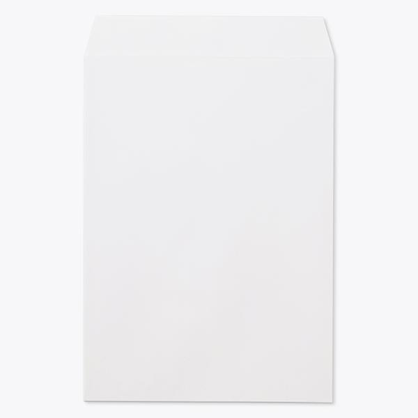 封筒 白封筒 角2 テープスチック 特白 100g ヨコ貼 枠なし 500枚 kx4203