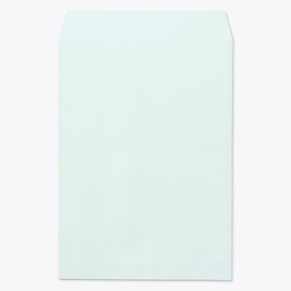 封筒 クラフトカラー封筒 角2 再生ミズ 85g ヨコ貼 枠なし 1000枚 ku0235
