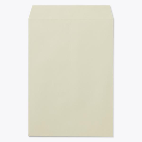封筒 クラフトカラー封筒 角2 シルバー 85g ヨコ貼 枠なし 1000枚 kd0236