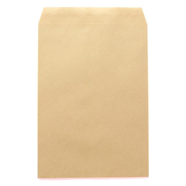 角2封筒 クラフト 茶封筒 A4 紙厚70 3000枚