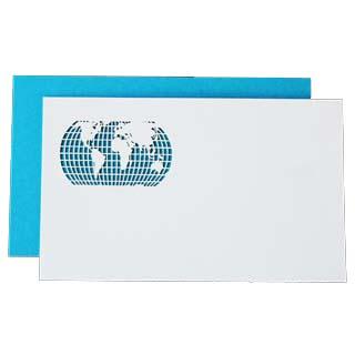 4号 切り絵名刺 ラッピング無料 50枚入 名刺 4号 50枚 切リ絵 ワールド A6 印刷なし 紙の販売です 切り絵 名入れ 日本正規代理店品