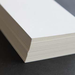 名刺 10面付 220枚 グロリア 【 名入れ 印刷なし 紙の販売です 】【10面付け( A4 サイズ ) スタンダード 220枚 】こちらの商品は切り取りミシン加工がありません。