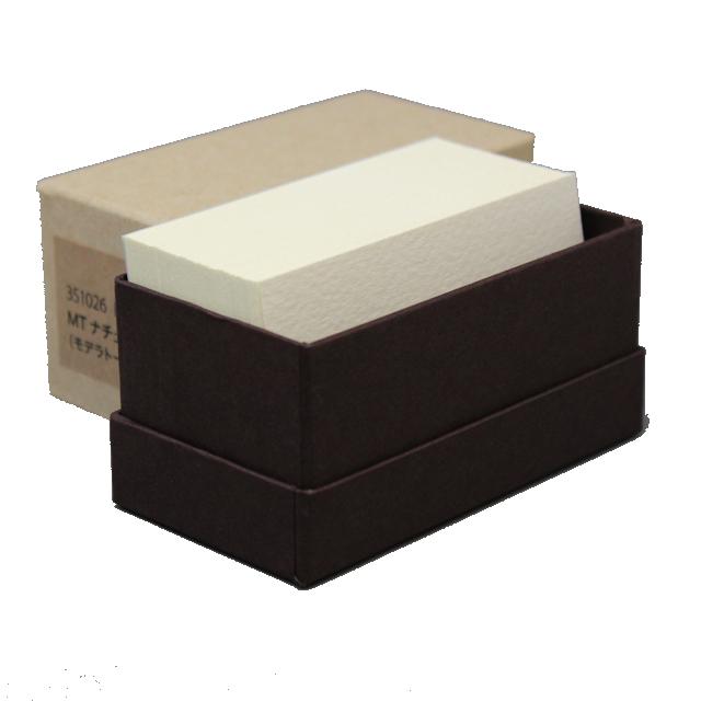 4 号 kappan 数量限定 名刺 4号 MTナチュラル 100 箱 活版印刷用 紙の販売です 枚 名入れ印刷なし 今だけスーパーセール限定