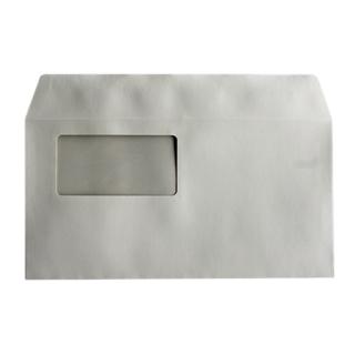 封筒 洋長3 (235×120mm)カマス貼 窓付き封筒 エクセレントカラー封筒 100g 窓サイズ:90×45mm 1000枚 ※郵便番号枠なし
