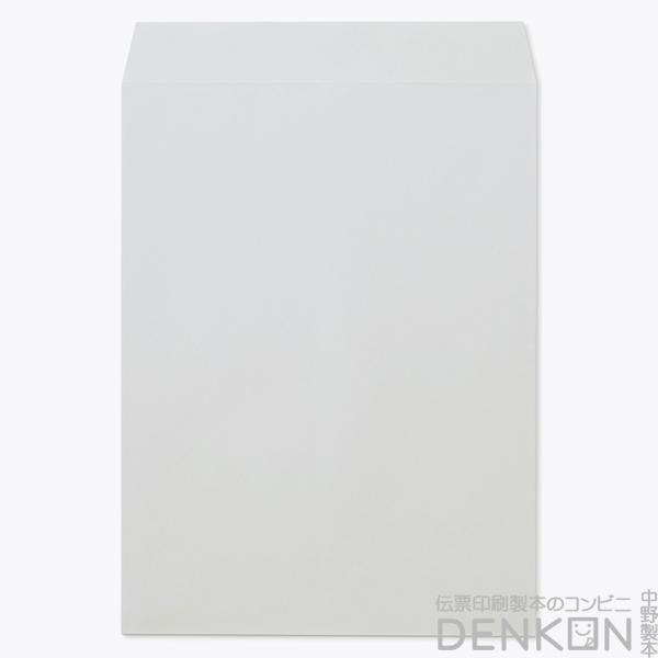封筒 角0 Kカラー スカイ ( 紙厚 : 100 )( 郵便番号の枠:なし )( 中貼 ) 500枚