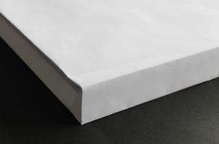 封筒 白封筒 角2 保存袋 ( マチ つき ) 再生ホワイト 120g 紐なし 500枚 bw1214