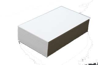 名刺 20面付 [100枚入] LTG【名入れ印刷なし 紙の販売です】【20面付け スタンダード】こちらの商品は切り取りミシン加工がありません。