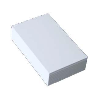 名刺 20面付 [100枚入] 413CoC【名入れ印刷なし 紙の販売です】【20面付け エシカル製品】こちらの商品は切り取りミシン加工がありません。