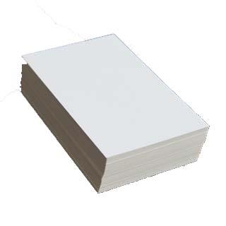 名刺 20面付 [100枚入] グロリア【名入れ印刷なし 紙の販売です】【20面付け スタンダード】こちらの商品は切り取りミシン加工がありません。
