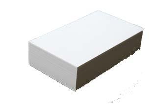 名刺 18面付 [100枚入] LTG【名入れ印刷なし 紙の販売です】【18面付け スタンダード】こちらの商品は切り取りミシン加工がありません。