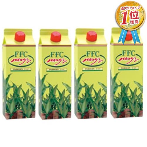 FFC パイロゲン ゴールド 900ml 4本 セット 大人な味わい 高麗人参 クコの実 米酢 リンゴ酢 健康 飲料 赤塚 送料無料