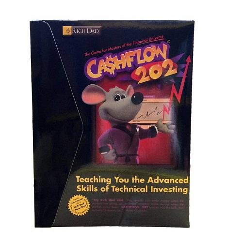キャッシュフローゲーム 202 金持ち父さん 英語版 (並行輸入品) cashflow ボードゲーム クワドランド 投資 経営 ボードゲーム 送料無料【あす楽】