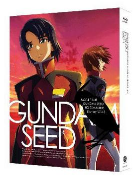機動戦士ガンダムSEED HD リマスター Blu-ray BOX [MOBILE SUIT GUNDAM SEED HD REMASTER Blu-ray BOX]3 (初回限定版)