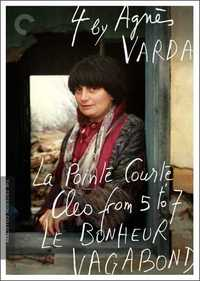 4 by Agnes Varda: Criterion Collection <アニエス・ヴァルダ 4作品集>DVD (345分収録 北米版)【輸入品】