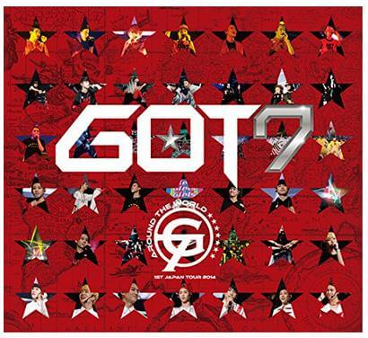 "GOT7 1st Japan Tour 2014 ""AROUND THE WORLD"