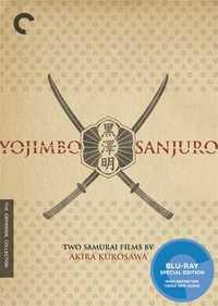 黒澤明「椿三十郎」「用心棒 」2枚組 BD (206分収録 北米版) Blu-ray ブルーレイ【輸入品】