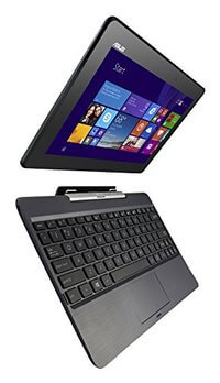 ASUS ノートブック TransBook T100TAM スリーブ付属 ( WIN8.1 64BIT-WITH BING / 10.1inch HD touch / Microsoft Office Home&Biz 2013 )