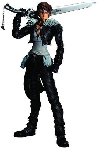 Square Enix Dissidia: Final Fantasy ファイナルファンタジー Play Arts Kai: Squall Action Figure 【輸入品】 フィギュア