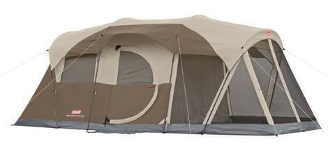Coleman(コールマン) ウエザーマスター スクリーンテント 6人用 大型 家族 バーベキュー 夏休み 並行輸入品
