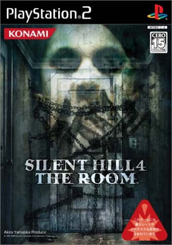 PS2(PlayStation2) SILENT HILL4 THE ROOM