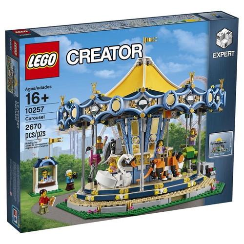 レゴ LEGO CREATOR EXPERT 10257 クリエイター エキスパート メリーゴーラウンド Carousel 【5月19日発売予定】