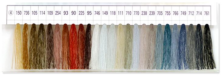 縫いかがり 希望者のみラッピング無料 飾り縫い 縫い合わせ など応用範囲の広いロックミシン専用糸 キングスパン 激安挑戦中 4 フジックス 手芸材料 ロックミシン糸#90番ロックミシン専用糸