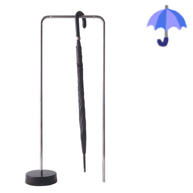 傘立て レインラック tetu 小泉誠デザイン 玄関オブジェ収納 アンブレラスタンド