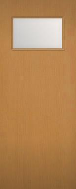 木製建具 室内ドア NR-07HQ【リフォームドア】【取替建具】【取替ドア】【上部ガラス組込】【ドアオーダー】【特注ドア】【トイレ用】【開き戸】【引き戸】【DIYドア】【フラッシュドア】 【承認】