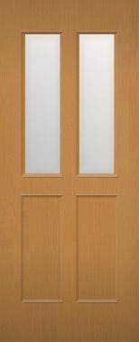木製建具 室内ドア NR-34HQ【リフォームドア】【取替建具】【取替ドア】【上半ガラス組込】【ドアオーダー】【特注ドア】【リビングドア】【間仕切戸】【開き戸】【引き戸】【DIYドア】【フラッシュドア】 【承認】