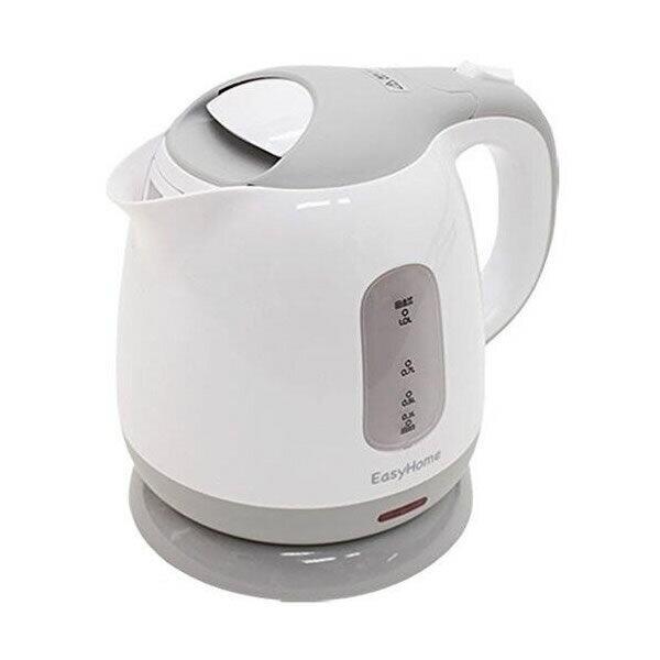 飲む時だけ 必要な時だけ沸かすエコスタイル 格安SALEスタート ヒロコーポレーション 信託 電気ケトル KTK-300G グレー 1.0L