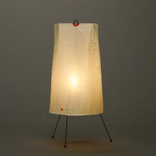 イサム・ノグチ(Isamu Noguchi) AKARI 1P部屋全体に柔らかい光を流してくれます!♪《イサム・ノグチがデザインした照明彫刻「AKARI」》