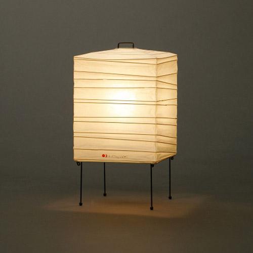 イサム・ノグチ(Isamu Noguchi) AKARI 1x部屋全体に柔らかい光を流してくれます!♪《イサム・ノグチがデザインした照明彫刻「AKARI」》