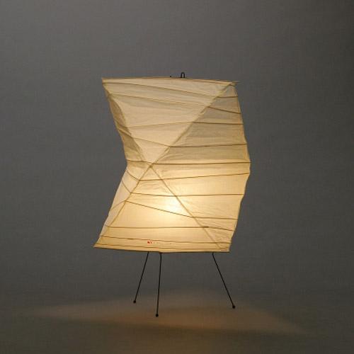 イサム・ノグチ(Isamu Noguchi) AKARI 26N部屋全体に柔らかい光を流してくれます!♪《イサム・ノグチがデザインした照明彫刻「AKARI」》