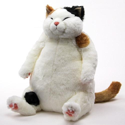 Cuddly(カドリー)マリア(Maria)洋風の三毛猫を表現しました!♪『Cuddly(カドリー)は抱きしめたいほどに可愛い』