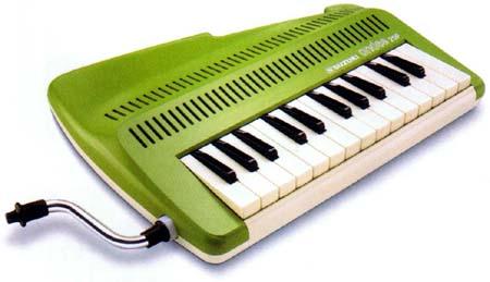 【4/13限定・エントリーで全品P2倍】【送料無料】 吹奏鍵盤笛アンデス andes25F グリーン【お取り寄せ】