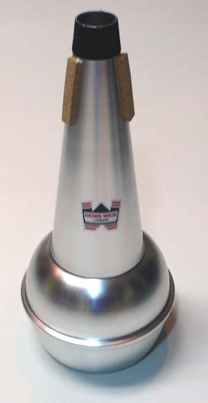デニスウィックミュート5509 バストロンボーンBass.Tb.ストレートミュート
