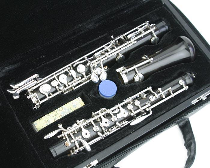 【中古管楽器】Rigoutat JDR セミオート オーボエ リグータ リークRIEC #16**JDR 完全調整済み